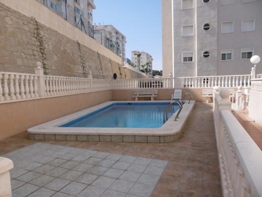 piscina arenales del sol